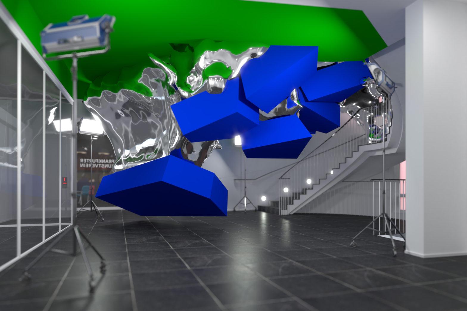 Wetware, Frankfurter Kunstverein, Main Image